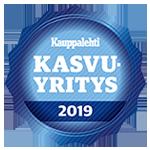 Kauppalehti Kasvuyritys 2019